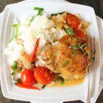 Thai Tomato Basil Baked Chicken – Palatable Pastime Palatable Pastime