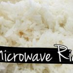 How to cook rice in a microwave (หุงข้าวด้วยไมโครเวฟ) – Cooking with  MomTomTom