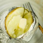 Microwave Baked Potato - How to bake a potato in the microwave