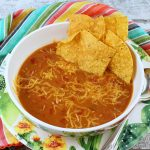 Three-Ingredient Refried Bean Soup – Palatable Pastime Palatable Pastime