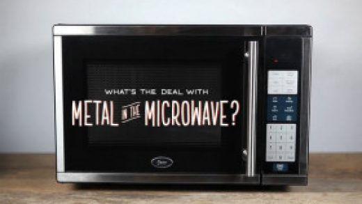 Why Can't Metal Objects Go in the Microwave?   Wonderopolis