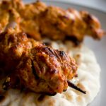 Chicken Tikka Kebab | No More Microwaves