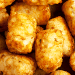 Air Fryer Cheesy Tater Tots {From Scratch} - I Am Homesteader
