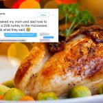 Millennials Ask Their Moms How To Cook A Turkey In The Microwave |  HelloGiggles