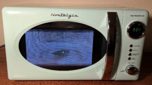 Microwave Modified For Disinfecting   Hackaday