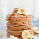 Fluffy Sour Cream Pancakes {Whole-Grain Option} | The Cook's Treat
